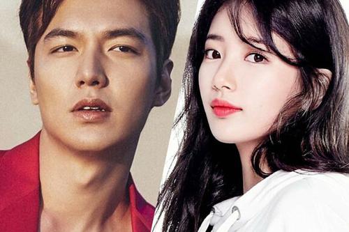 Suzy và Lee Min Ho được khen là một trong các cặp tình nhân đẹp đôi hàng đầu xứ Hàn.