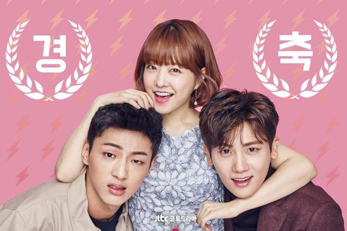 """<p class=""""Normal""""> Series Hàn Quốc <em>Cô nàng mạnh mẽ</em> (<em>Strong Woman Do Bong Soon</em>) thu hút khi phát sóng năm 2017. Nhân vật chính trong phim là Do Bong Soon (Park Bo Young) - một cô gái có siêu sức mạnh, mơ tạo ra một trò chơi điện tử có cô làm nhân vật chính. Cô vướng vào mối tình tay ba với Ahn Min Hyuk (Park Hyung Sik) - CEO một công ty game - và In Guk Doo (Ji Soo) - một chàng cảnh sát mẫn cán.</p>"""