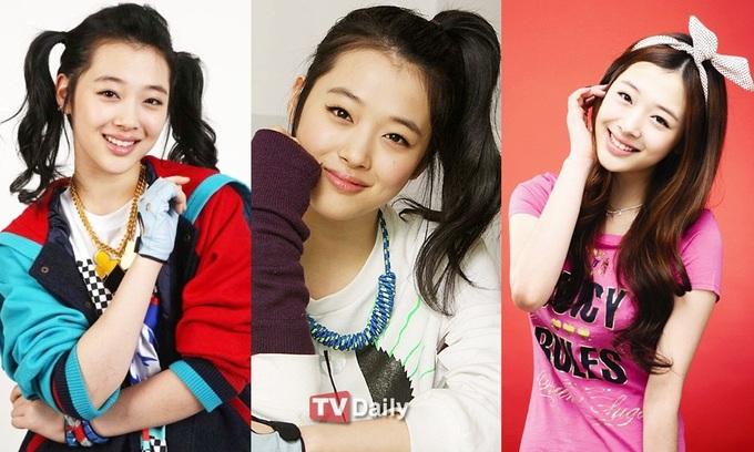 """<p> Trước khi trở thành ngôi sao bị """"ném đá"""" nhiều nhất mạng xã hội lẫn truyền thông, Sulli từng có thời thơ ấu trải hoa hồng. Cô tên thật là Choi Jin Ri, sinh năm 1994 tại Busan.</p> <p> Từ bé, Sulli đã bộc lộ năng khiếu múa, hát và diễn xuất. Vì muốn con gái có cơ hội theo đuổi nghệ thuật, năm học lớp bốn, cô được mẹ đưa đến Seoul.</p>"""