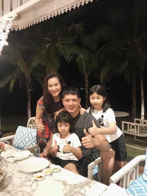 Điểm nghỉ dưỡng yêu thích của gia đình sao Việt - 3