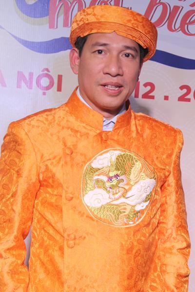 Diễn viên Quang Thắng.