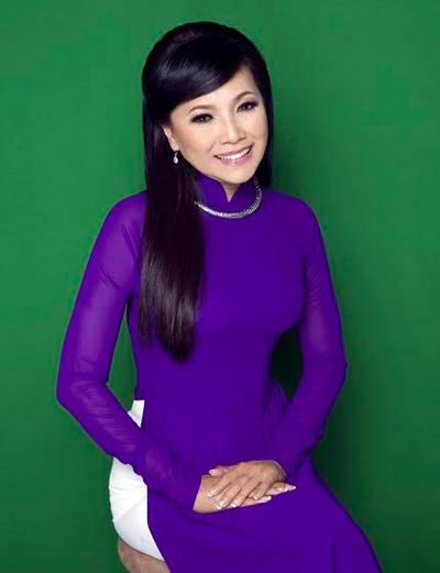 Nữ nghệ sĩ Ngọc Đan Thanh.