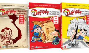 Khám phá lịch sử Hoàng Sa qua truyện tranh