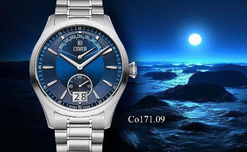 Thương hiệu Cover ra mắt bộ sưu tập đồng hồ mới - 2