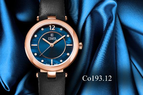 Thương hiệu Cover ra mắt bộ sưu tập đồng hồ mới - 4