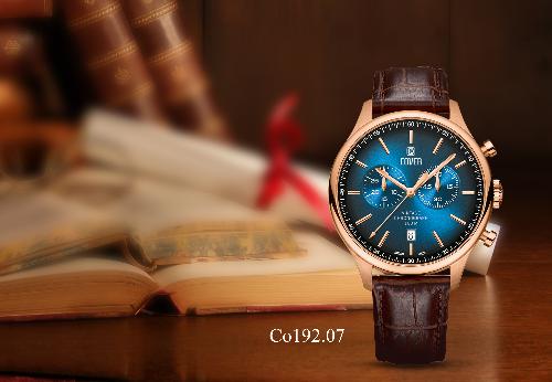Thương hiệu Cover ra mắt bộ sưu tập đồng hồ mới - 3