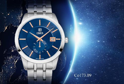 Thương hiệu Cover ra mắt bộ sưu tập đồng hồ mới - 1
