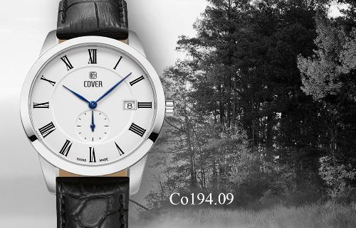 Thương hiệu Cover ra mắt bộ sưu tập đồng hồ mới - 5