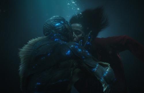 Một cảnh quay đẹp mắt trong The Shape of Water