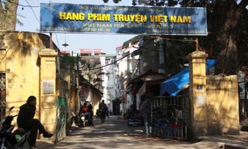 Hãng Phim truyện Việt Nam trì trệ hoạt động.