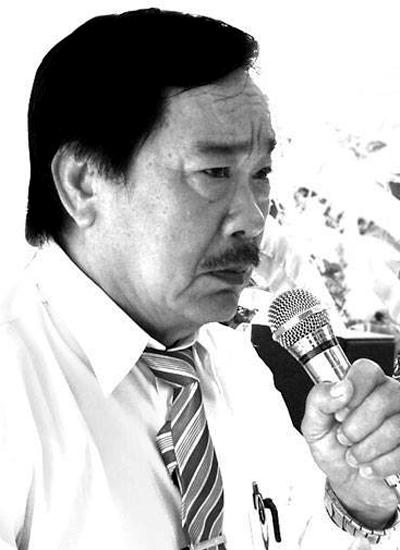 Nhạc sĩ Tô Thanh Tùng.