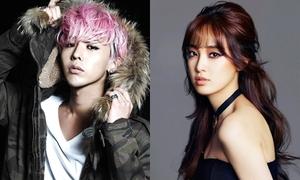 G-Dragon yêu người đẹp hơn tuổi