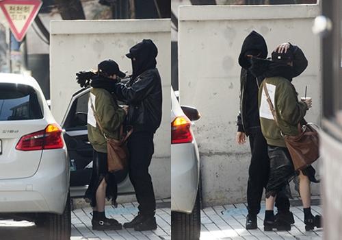 Ảnh hẹn hò củaLee Joon và Jung So Min được trang săn tin nổi tiếng của Hàn tung ra sáng 1/1.