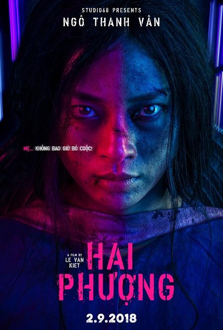 Poster Hai Phượng.