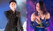 Mỹ Tâm, Sơn Tùng M-TP hội ngộ trên sân khấu