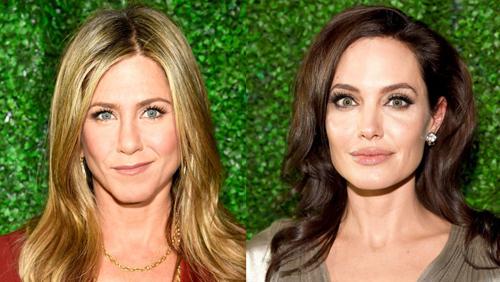 Angelina Jolie và Jennifer Aniston sẽ cùng xuất hiện tại Quả Cầu Vàng năm nay.