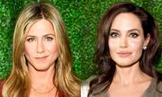 Angelina Jolie và Jennifer Aniston cùng công bố giải thưởng Quả Cầu Vàng
