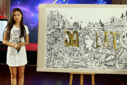 Những thí sinh truyền cảm hứng ở Hoa hậu Hoàn vũ Việt Nam - 1