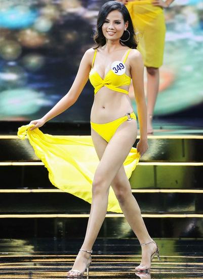 Những thí sinh truyền cảm hứng ở Hoa hậu Hoàn vũ Việt Nam - 4