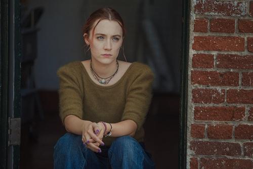 Saoirse Ronan được ngợi khen trong Lady Bird.
