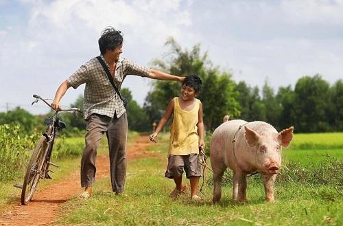 Đạo diễn mô tả tốt cuộc sống vùng quê.