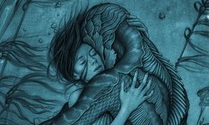 Phim 18+ về cô gái yêu thủy quái được dự đoán thắng Quả Cầu Vàng