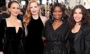 Quả Cầu Vàng 2018 xoáy vào scandal xâm hại tình dục ở Hollywood