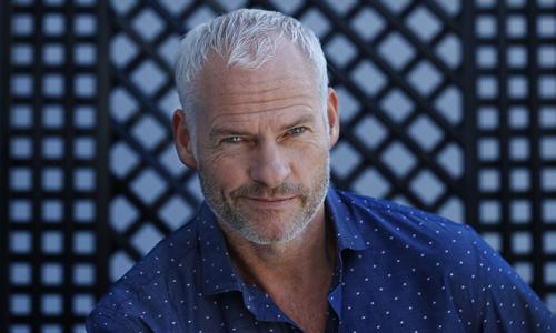 Nhà biên kịch Martin McDonagh.