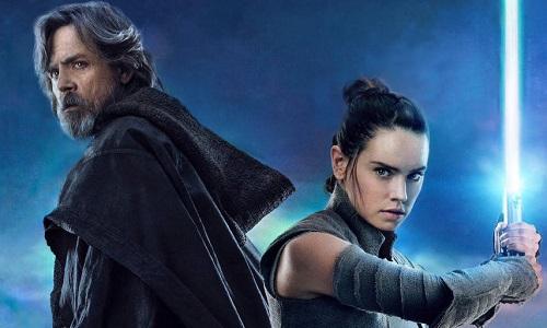 Dù vẵn ăn khách, Star Wars: The Last Jedi không thắng lớn như dự đoán của các chuyên gia.