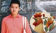 Tranh hàng Trống, Đông Hồ mới lạ qua sáng tác họa sĩ trẻ