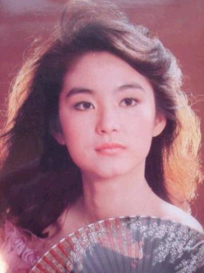Lâm Thanh Hà thời trẻ.