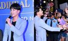 Noo Phước Thịnh dự ra mắt cửa hàng mỹ phẩm Mediheal