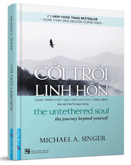 Cuốn sách Cởi trói linh hồn.