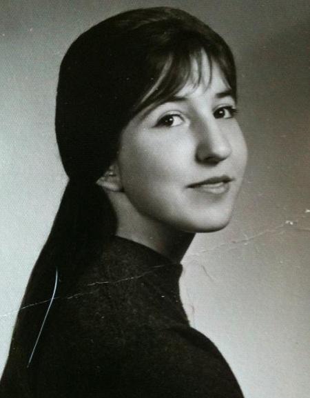 Lin Shaye khi còn trẻ.