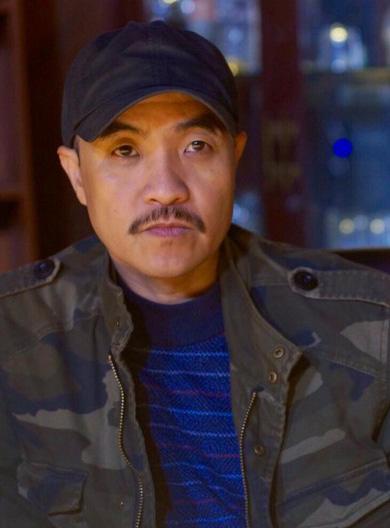 Quốc Quân đóng vai Lân Sứa trong phim Người phán xử.