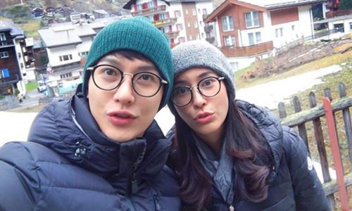Push - Jooy thường xuyên ghi lại những khoảnh khắc đáng nhớ bên nhau.