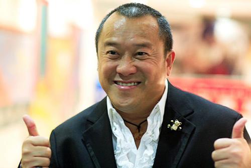 Diễn viên Tăng Chí Vỹ.
