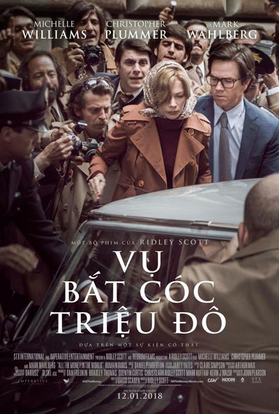 Phim trình chiếu giữa ồn ào chuyện bất công tiền lương giữa nam và nữ diễn viên.