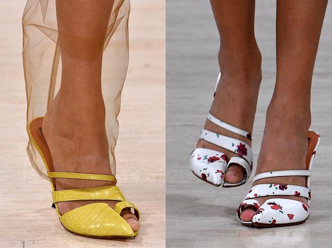 Những mẫu giày quái dị của Xuân Hè 2018 gây tranh cãi