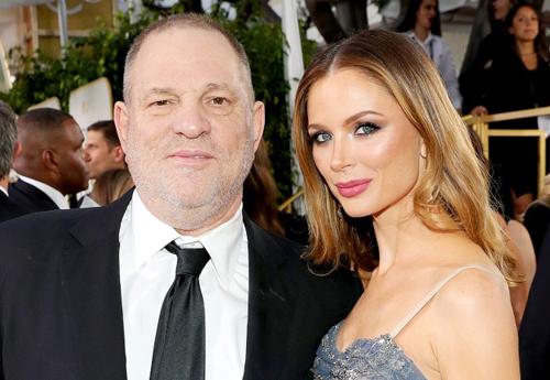 Harvey Weinstein và Georgina Chapman đã ly hôn.