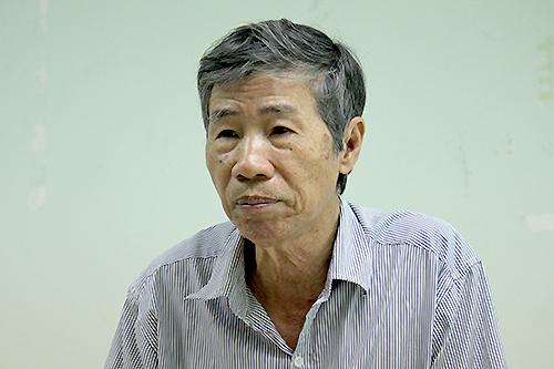 Ông Trần Văn Tuấn - Chủ tịch Hội Nhà văn TP HCM.