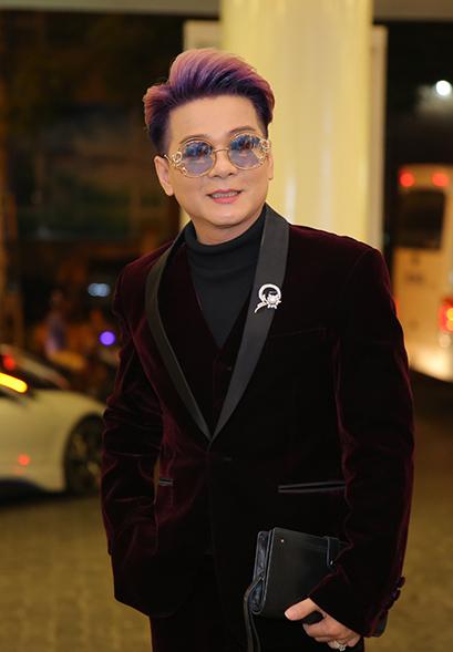 Ca sĩ Vũ Hà.