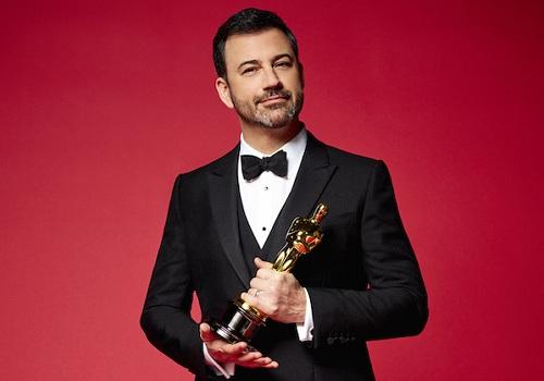 Jimmy Kimmel sẽ dẫn Oscar năm nay.