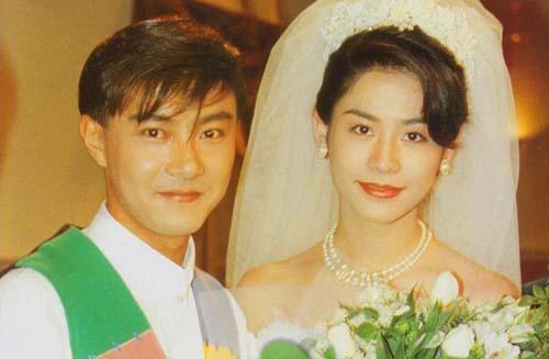 Tuyên Huyên và Trương Vệ Kiện từng là cặp tình nhân được yêu thích của Hong Kong.