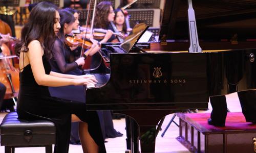 Năm 2017, Thảo My giành giải nhì cuộc thi piano quốc tế - American Protege, New York.