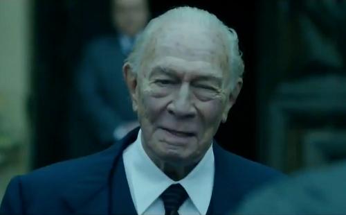Christopher Plummer trong vai tỷ phú.