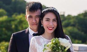Hôn nhân hạnh phúc của Công Vinh - Thủy Tiên sau sáu năm