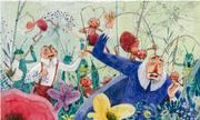6 họa sĩ nổi tiếng dự triển lãm 'Dế mèn phiêu lưu ký'