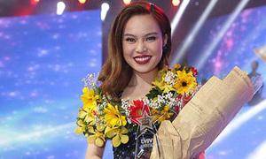 Giang Hồng Ngọc giành quán quân 'Cặp đôi hoàn hảo Bolero'