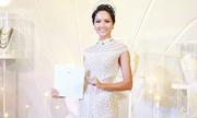 Hoa hậu H'Hen Niê đội vương miện 2,7 tỷ đồng dự sự kiện
